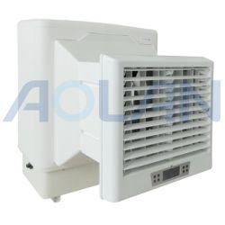 AOLan 4000 M3/H 공기 흐름 원심 금속 벽 장착 윈도우 증발 에어쿨러