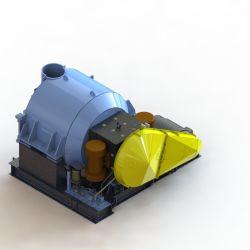 جهاز الطرد المركزي HCC Coarse للفحم الندى عائل الطرد المركزي معالجة المعادن آلة الطرد المركزي