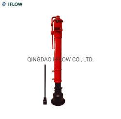 UL/FM de verticale die Post van de Indicator voor de Duim van Klep van de Poort 4-12 wordt gebruikt