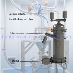 Fabrico de produtos farmacêuticos de alta qualidade alimentação vácuo máquina para o transporte em pó