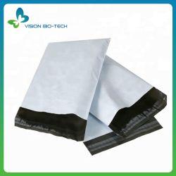 Buste per spedizione in sacchetti di spedizione in polietilene biodegradabili personalizzati realizzati con amido di mais