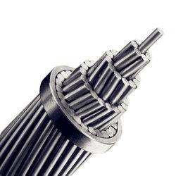 Conduttori nudi AAC, AAAC, cavo di collegare di rame di alluminio del cavo ambientale aereo elettrico corazzato del collegare di ACSR con l'iso dello SGS