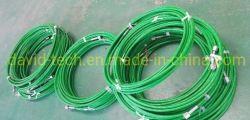تنظيف مياه الصرف الصحي/رش الطلاء/SAE 1007 1008 10r18/هيدروليكي عالي الضغط/بلاستيك حرارية الأنبوب