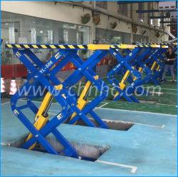 3500 kg CE autolift te koop autolift Hydraulische hefinrichting voor de schaar van de auto