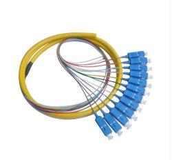 Sc LC fibre SM FC St 12 mm Couleur amorces fibre optique