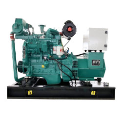 Weichai Doosan Motor Cummins Marine geradores a diesel para barcos à vela