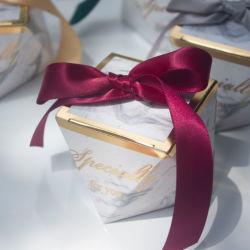 Contenitore di regalo di carta impaccante di Cuore-Figura della confetteria su ordinazione del cioccolato