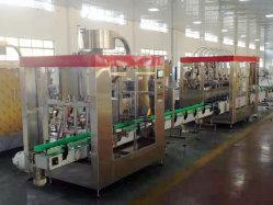 Aceite comestible Aceite de motor diesel de la máquina de llenado de aceite de barril