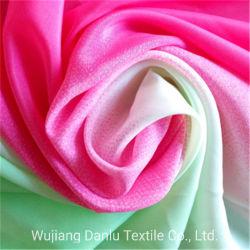 Hot vente de robe polyester Tissu Koshibo Crêpe de matériel pour les femmes