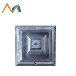 주문을 받아서 만들어진 정밀도 가로등 LED 내각 합금은 주물 마그네슘을 정지한다