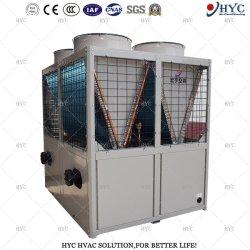 Промышленные системы кондиционирования воздуха Air-Cooled модульный Навигация Cooling-Heating тепловой насос/охладитель воды системы R410A