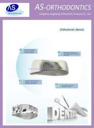 AS-Orthodontic 제조업체 Molar 밴드