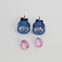 Aço inoxidável moda jóias brinco dons (HDX1148)