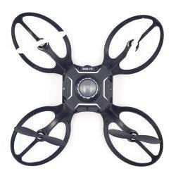 2.4G het mini Vouwbare Stuk speelgoed van de Helikopter van het Stuk speelgoed van de Vliegtuigen van de Controle van Handschoenen voor de Jonge geitjes van Volwassenen met 480p Camera