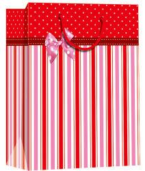 سعر الجملة عينات مجانية حزمة هدية حقيبة تسوق مع علامة
