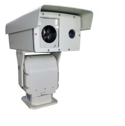 Milieu de gamme 1500m PTZ Caméra de vision nocturne à laser infrarouge