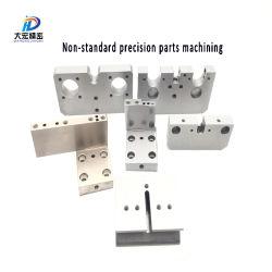 CNC, der Moto Teile dreht, schneiden Teile CNC-nähenden Ausschnitt-Maschinen-Teile maschinell bearbeiteten Fahrzeug-Anteil an China