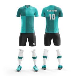 Het hete Voetbal Van uitstekende kwaliteit Naar maat gemaakt Jersey van het Ontwerp van de Verkoop