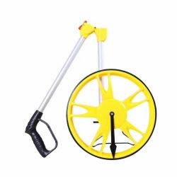 Mètres d'outils Effondrement de la poignée de pliage mètre meilleures roues de mesure