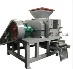 O carvão ativado/pó de ferro grafite Bola Pressione Briquetagem a máquina