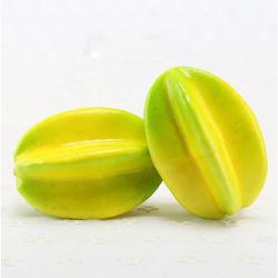Venda por grosso de frutos artificiais decoração tropical