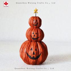 Harz Lächeln Kürbis Stern Halloween Dekoration Home Handwerk