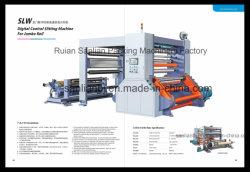 آلة حطّ نظام التحكم الرقمي SLW-B لأسطوانة الورق