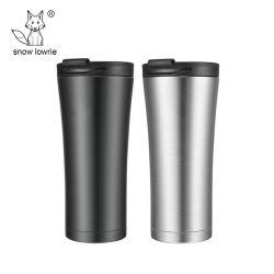 Tazza da caffè termica inox con pareti doppie Bicchiere per caffè tazza isolata sottovuoto tazza da caffè personalizzata viaggio per bere Tazza