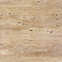 Materiales de construcción para el cuarto de baño de pared de piso de baldosas de piedra natural travertino