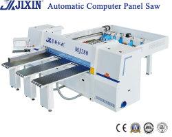 Holzbearbeitung-Maschinerie CNC-Träger-Panel sah mit Computer-Steuerung
