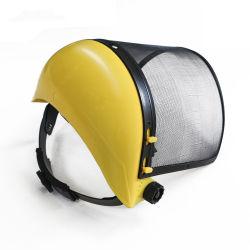溶接のヘルメットの目の保護の安全網のハンドシールド