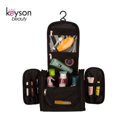 De grote Toiletry van de Reis van de Capaciteit Hangende Nylon Kosmetische Zak van de Uitrusting