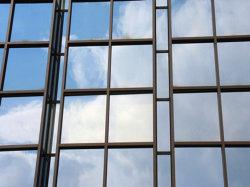 Baixa e vidro / baixa emissividade / Vidro revestido a vidro de construção