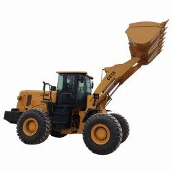 Sem Shantui Lonking Liugong de nouveaux équipements Prix 3 4 5 6 tonne 5t 5tonne 950g transmission ZF Mountain les chargeurs sur roues de la pelle avec Rock Seau 3cbm capacité de vente