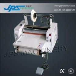Jps-380F para rolo de película adesiva de folhas de papel e máquina de Laminador