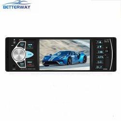 4.1'' 1DIN 4022D de l'autoradio audio Bluetooth la télécommande au volant et 4a conduit la caméra arrière Voiture Lecteur MP5