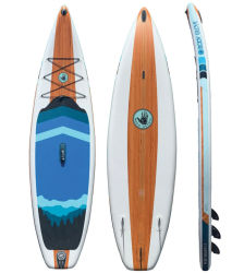 Amazon Hot Selling Customized Design Chine Vente en gros Inflatable Stand up Paddle Board, Yoga Board, Soft surface Sup Board