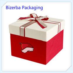 Haut de luxe Wholsales Boîte de Papier de cadeau pour mariage/Noël/Valentine's