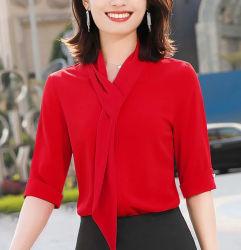 Lenço de moda de galhardetes Meia Luva as mulheres de concepção nova camisola de temperamento