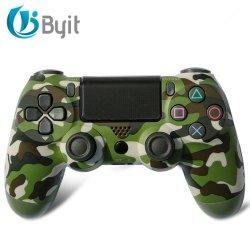 Byit 2021 Nuevo patrón de la ps4 controlador de vibración Bluetoth PRO Gamepad para Play Station 4 PS4 Juegos Joystick inalámbrico para PS4 Juegos Retro