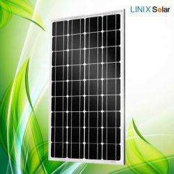 لوحة شمسية أحادية اللون عالية الجودة 75W، 80 واط، 85 واط، 90 واط، 95 واط