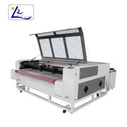 Máquina de corte láser para uso doméstico de cuero para ropa de tela