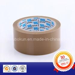 Brown /Café Bande d'emballage carton pour l'étanchéité