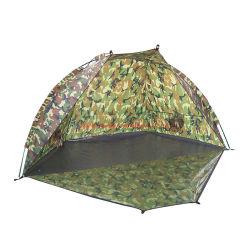 Militärzelt, Tarnung-Zelt, kampierendes Zelt, Strand-Zelt, Sun-Schutz
