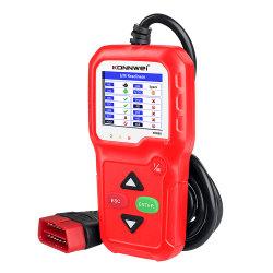 Быстрая проверка системы двигателя кода выключите проверьте фонаря освещения двигателя автомобиля диагностический прибор Konnwei торговой марки