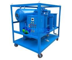 Purificateur d'huile de la turbine de dépression de la machine pour le nettoyage de l'huile laiteuse type turbine
