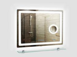 Стены с подсветкой зеркала заднего вида UL/Ce утвердил 1000x1000 мм светодиод в ванной комнате есть душ противотуманных фар не наружного зеркала заднего вида