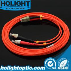FTTH многомодового волоконно-Patch шнур FC для LC Duplex мм 3,0 мм разъемами