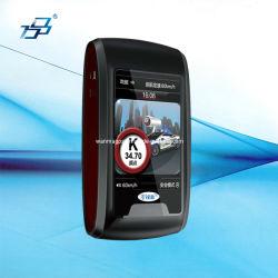 車GPSの速度のカメラ/レーダーの探知器(GR-ERD)