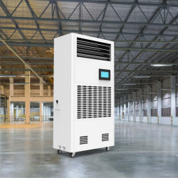 90L 6L'humidification de déshumidification de la Chine usine déshumidificateur humidificateur purificateur d'air 2 en 1 humidité constante de l'Industrie Chambre de la machine